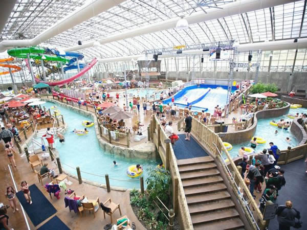 Great Wolf Lodge Delivers Water Park - Twinfinn