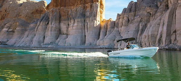 Lake Powell - Twinfinn